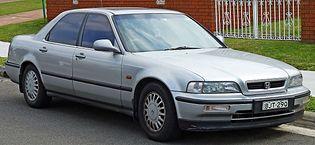 Honda Legend 2 generacji