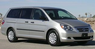 Honda Odyssey 3 generacji
