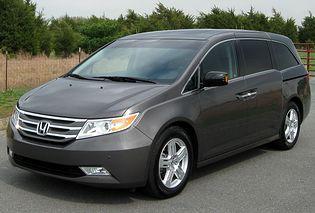 Honda Odyssey 4 generacji