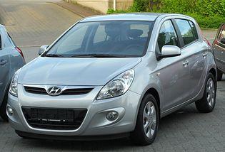 Hyundai i20 1 generacji