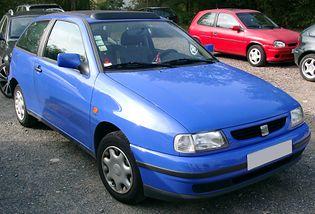 SEAT Ibiza 2 generacji