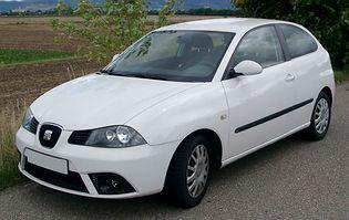 SEAT Ibiza 3 generacji