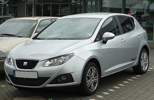 SEAT Ibiza 4 generacji