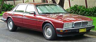 Jaguar XJ 2 generacji