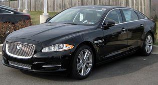 Jaguar XJ 4 generacji