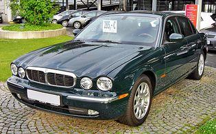 Jaguar XJ 3 generacji