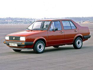Volkswagen Jetta 2 generacji
