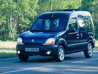 Renault Kangoo 1 generacji