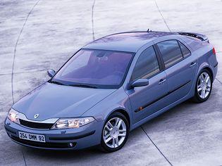 Renault Laguna 2 generacji