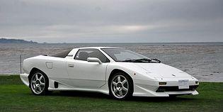 Lamborghini P140