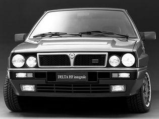 Lancia Delta 1 generacji