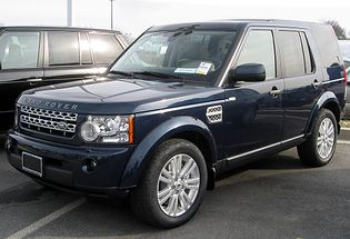 Land Rover Discovery 4 generacji