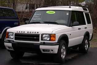 Land Rover Discovery 2 generacji