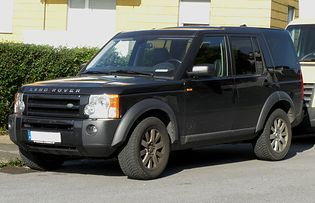 Land Rover Discovery 3 generacji