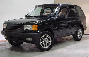 Land Rover Range Rover 2 generacji