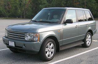 Land Rover Range Rover 3 generacji