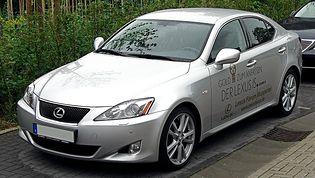 Lexus IS 2 generacji