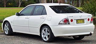 Toyota Altezza XE10