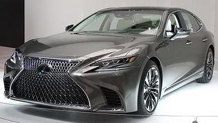 Lexus LS 4 generacji