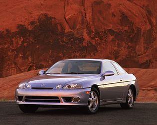 Lexus SC 1 generacji