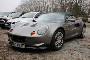 Lotus Elise 1 generacji