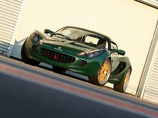 Lotus Elise 2 generacji