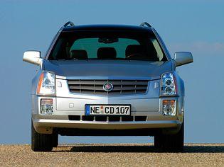 Cadillac SRX 1 generacji