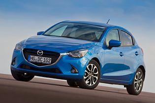 Mazda 2 3 generacji