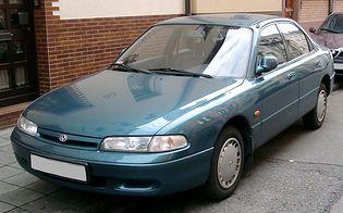 Mazda 626 GE
