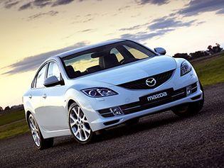 Mazda 6 2 generacji