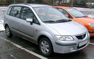 Mazda 5 1 generacji