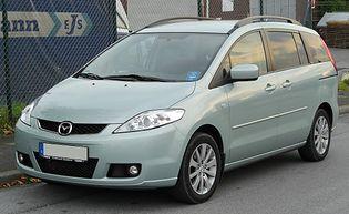 Mazda 5 2 generacji
