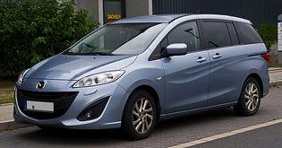 Mazda 5 3 generacji