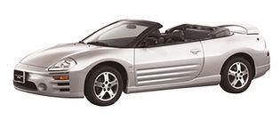 Mitsubishi Eclipse 3G