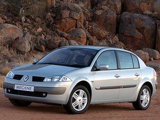 Renault Megane 2 generacji