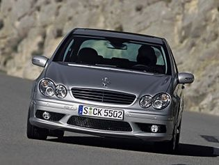 Mercedes-Benz Klasy C W203/S203/CL203