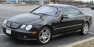 Mercedes-Benz CL C215
