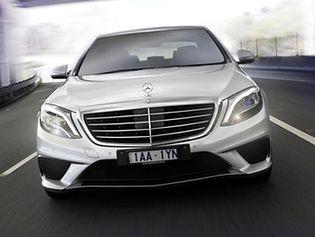 Mercedes-Benz Klasy S W222/C217/A217