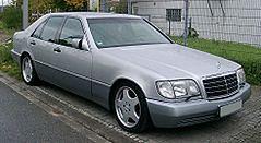 Mercedes-Benz CL C 140