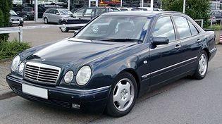 Mercedes-Benz Klasy E W210/S210