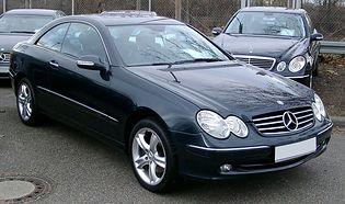 Mercedes-Benz CLK (W 209)