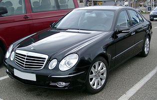 Mercedes-Benz Klasy E W211/S211
