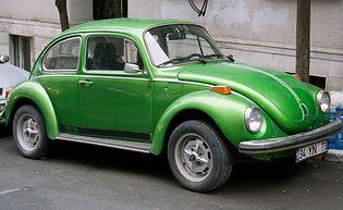 Volkswagen Typ 1 / Käfer / Garbus