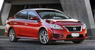 Nissan Pulsar NB17