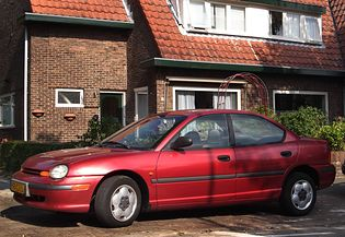 Chrysler Neon 1 generacji