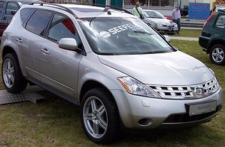 Nissan Murano Z50