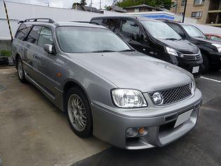 Nissan Stagea WC34 [FL]