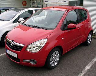 Opel Agila (B)