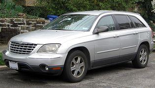 Chrysler Pacifica 1 generacji