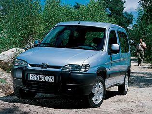 Peugeot Partner 1 generacji